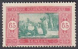 Senegal, Scott #107, Mint No Gum, Preparing Food, Issued 1914 - Neufs