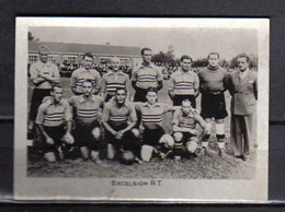 E243 - IMAGE PHOTOGRAPHIQUE CHEWING GUM GLOBO - FOOTBALL - EXCELSIOR ROUBAIX TOURCOING - Trading Cards
