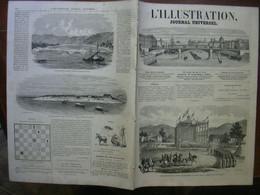 L'ILLUSTRATION 1124 ALGERIE / MENILMONTANT/ CAUDEBEC - 1850 - 1899