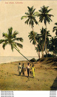 COLOMBO  Sea Shore - Sri Lanka (Ceylon)