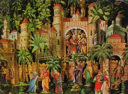 Usti Nad Orlici - Bethlehem Autor Jarolim Stantejsky , Crib Krippe - Tsjechië