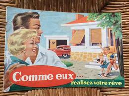 DOCUMENT COMMERCIAL  CATALOGUE  FERMETURES PERIER  Jalousie Persienne Porte De Garage Volet Roulant Store Venitien - Ambachten