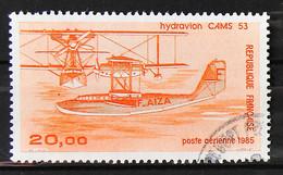 FRANCE 1985 - PA N° 58 - Hydravion CAMS 53 - 1960-.... Used