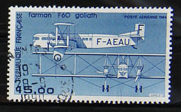 FRANCE 1984 - PA N° 57 - Farman F60 - Cachet à Date - 1960-.... Used