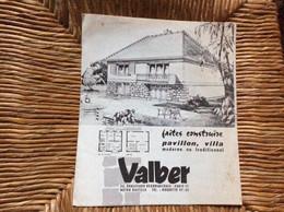 420  DOCUMENT COMMERCIAL  VALBER  Pavillon  Villa - Ambachten