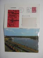 VICHY Carte Lettre à Système Carnet Touristique - 03 ALLIER - Vichy