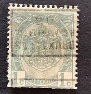 PRE 657D BRUXELLES R. CHANCELLERIE 05 - Rollo De Sellos 1900-09