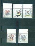 Palestine 1996- Olympic Games, Atlanta Set (5v) - Palestine