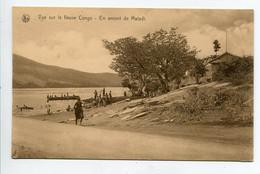 CONGO Belge MATADI Villageoisenvirons Berge Du Fleuve Congo Ern Thill Edit Nels    D15 2019 - Other
