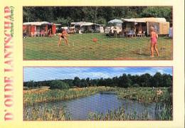 Nederland Holland Pays Bas Wateren Diever D'Olde Landschap - Otros