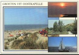 Nederland Holland Pays Bas Oostkapelle En Omgeving - Otros
