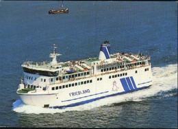 Nederland Holland Pays Bas Terschelling Veerboot Friesland - Terschelling