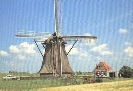 Nederland Holland Pays Bas Workum Molen Nijlandermolen - Workum