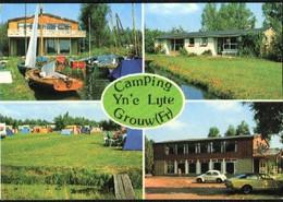Nederland Holland Pays Bas Rijs Grouw Camping - Otros