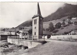 Haute-Savoie - Bonnevaux - Alt. 918 M. - Le Clocher - Autres Communes