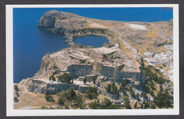 111924/ LINDOS, Rhodes Island, The Harbour Of St. Paul - Grèce