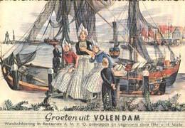 Nederland Holland Pays Bas Volendam Bijzonder - Volendam
