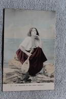 C634, Femme, Je Chanterais Les Plus Beaux Cantiques, Fantaisie - Women