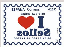 España. Spain. 2021. Ocio Y Aficiones. De La Calco Al Tattoo - 2011-... Nuovi & Linguelle
