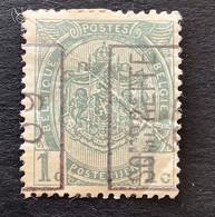 PRE 1343A SOMBREFFE 09 - Rollo De Sellos 1900-09