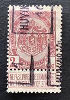 PRE 1530A HUY NORD 10 - Rollo De Sellos 1910-19