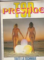 Comment Photographier LE NU    Top Prestige  122 Pages 3 Scans - Unclassified