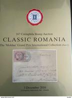 "Catalogue Corinphila Auktionen. CLASSIC ROMANIA THE ""MOLDAU GRAND PRIX INTERNATIONAL COLLECTION. Part 1 - Cataloghi Di Case D'aste"