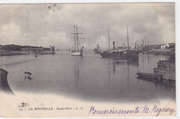 LA ROCHELLE - Avant-Port - La Rochelle