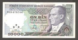 Turchia - Banconota Non Circolata AUNC Da 10.000 Lire P-199c - 1982 #19 - Turkey