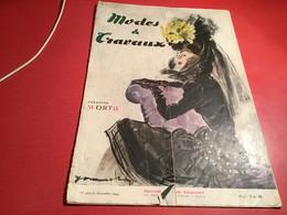 Modes Et  Travaux 1942 En L état Création Worth - Fashion