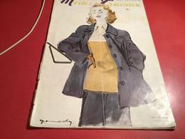 Modes Et  Travaux De Paris  1948 En L état - Fashion