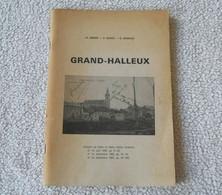 Grand-Halleux  (J.P. Desert - E. Lekeux - G. Remacle)   -  Vielsalm - Belgique