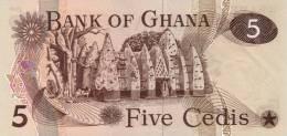 GHANA P. 15b 5 C 1978 UNC - Ghana
