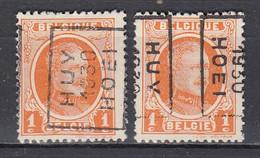 5304 Voorafstempeling Op Nr 190 - HUY 1930 HOEI - Positie A&B - Rollini 1930-..