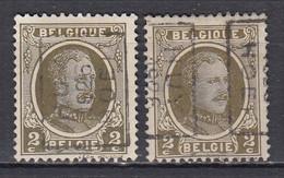3711 Voorafstempeling Op Nr 191 - HUY 1926 HOEI - Positie A&B - Roller Precancels 1920-29