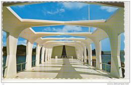 U.S.S. ARIZONA MEMORIAL, PEARL HARBOR, Oahu Hawaii - Oahu