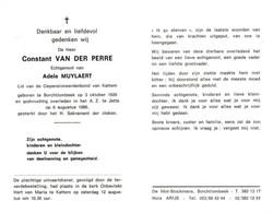 Constant Van Der Perre (1920-1989) - Andachtsbilder