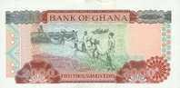 GHANA P. 33f 2000 C 2001 UNC - Ghana