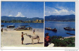 MEXICO - ACAPULCO, Playa De La Roqueta, Base Naval De Icacos - Mexico