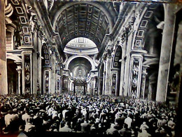 19 CARD  ROMA VATICANO  PAPA  VEDUTE STATUE MUSEI  VBN1922<  IF9843 - Vatican