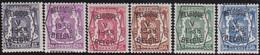 Belgie   .  OBP  .    PRE 357/362   .   **  .   Postfris . / .  Neuf Avec Gomme Et Sans Charnière - Typo Precancels 1936-51 (Small Seal Of The State)