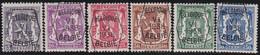 Belgie   .  OBP  .    PRE 363/368    .   **  .   Postfris . / .  Neuf Avec Gomme Et Sans Charnière - Typo Precancels 1936-51 (Small Seal Of The State)