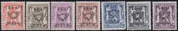 Belgie   .  OBP  .    PRE 560/565  .   **  .   Postfris . / .  Neuf Avec Gomme Et Sans Charnière - Typos 1936-51 (Petit Sceau)