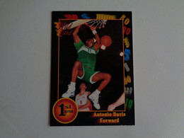 Card Basketball Basquetebol Antonio Davis - Forward - Altri