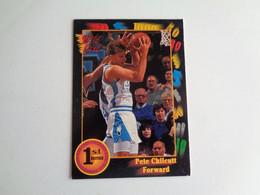 Card Basketball Basquetebol Peter Chilcutt - Forward - Altri