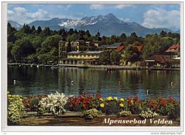 VELDEN - Alpenseebad, Schloßhotel Gegen Mittagskogel - Velden