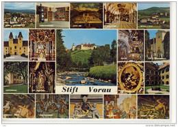Stift VORAU - Mehrbildkarte, Mehrfachansicht - Vorau