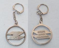 PORTE CLEFS, GROUPE ZURICH ASSURANCES - Key-rings