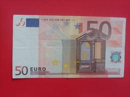 50 EURO ALEMANIA(X) G031A1 First Position, TRICHET - 50 Euro