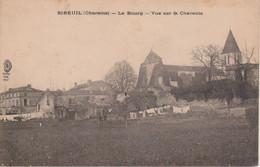 16 - SIREUIL - LE BOURG - VUE SUR LA CHARENTE - Other Municipalities